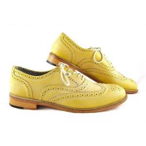 brogue shoe women