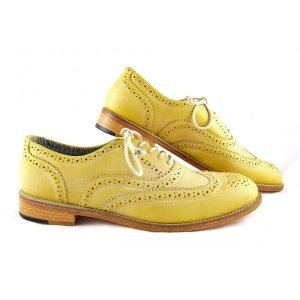 brogue shoe women