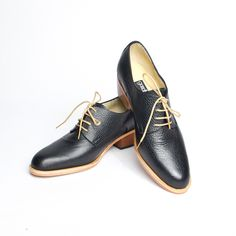 derby shoe woman