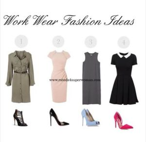 work wear ideas