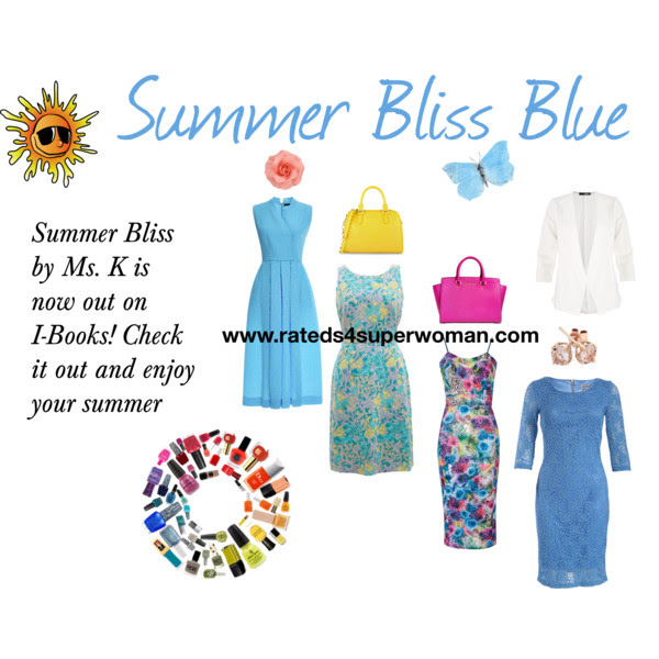 summer bliss blue