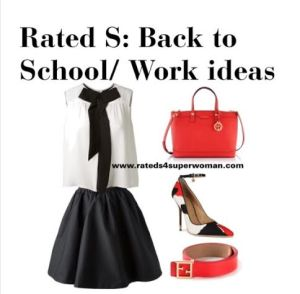 school-work fashion