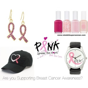 breast cancer fashion